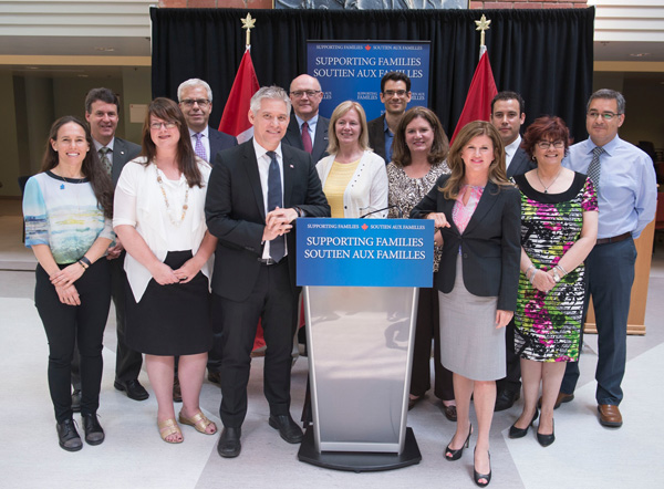 The Honourable Rona Ambrose, Minister of Health, today announced the members of the Autism Spectrum Disorder (ASD) Working Group in Edmonton, AB.