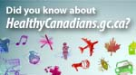 Healthy Canadians Website