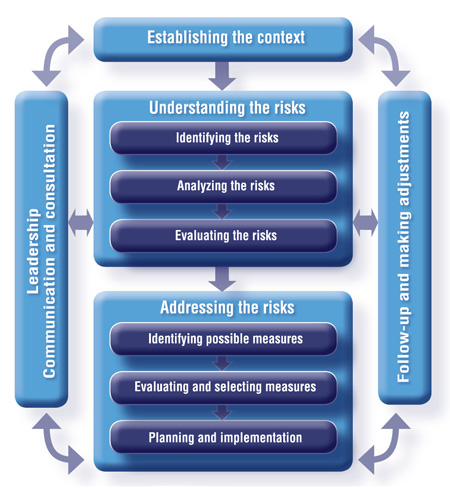 Figure 2 Risk Management Cycle